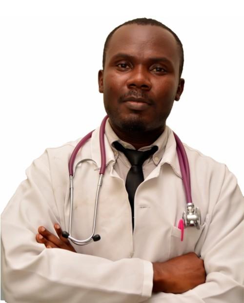 DR. JERALD NWAOYIBO