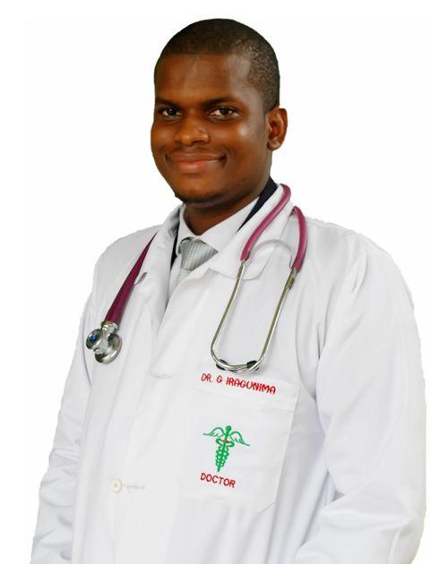 DR. GIDEON IRAGUNIMA